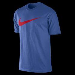 Nike Nike Big Swoosh Mens T Shirt