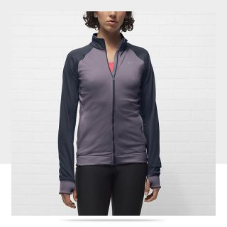 Nike Element Thermal Full Zip Womens Running Jacket 481338_525_A