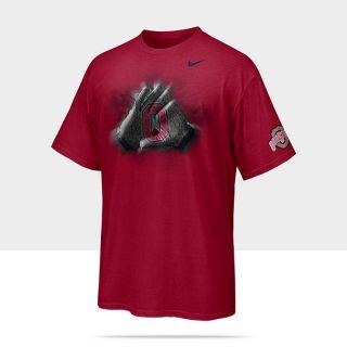 Nike Rivalry Glove Ohio State Mens T Shirt 6987OS_622_A