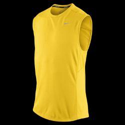 Nike Nike Dri FIT Miler Sleeveless Mens Running Shirt Reviews