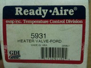 Aire 5931 Heater Valve   1973   1979 Ford F Series F100 F150 F250 F350
