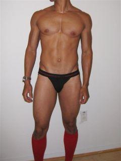 Black 2xist Evolve Bikini Briefs Underwear s Small Jock