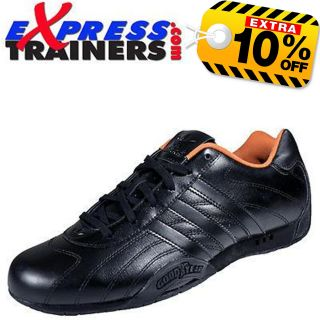 Adidas Originals Mens Goodyear Racer Lo Leather Trainers Authentic
