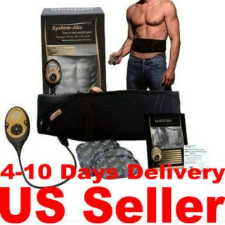 The Slendertone System Abs Abdominal Muscle Massage Ab Toning Flex FDA