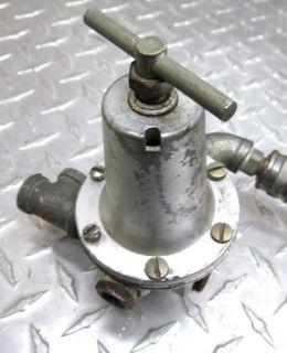 aro e312 foot pedal manual air control valve