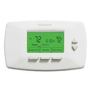 Honeywell Programmable Thermostat Home AC Heater Control Wall Mount