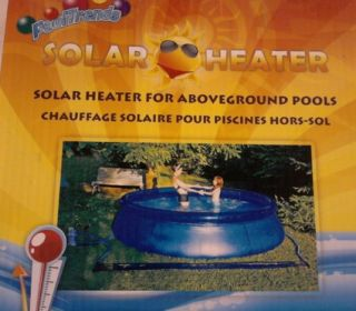 Pooltrends Solar Heater for Above Ground Pools