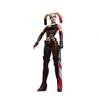 NIP 2011 DC Direct Batman Arkham City Harley Quinn Action Figure