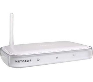 Netgear WG602 Wireless G Access Point Bridge Repeater 0606449021493