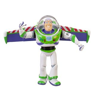 Toy Story Buzz Lightyear Action Figure    6 H   With Build Chuckles