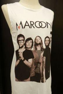 Maroon 5 Adam Levine Singer Rock Band 2012 Womens Tank Top Mini Dress