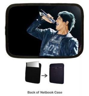Adam Lambert Idol Neoprene Laptop Case Bag Softcases M