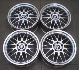 BMW TSW 5 SERIES 18 AFTERMARKET ALLOY WHEELS RIMS (4)