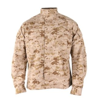 Propper Digital Desert ACU Coats Army Military Clothing Uniform Jacket
