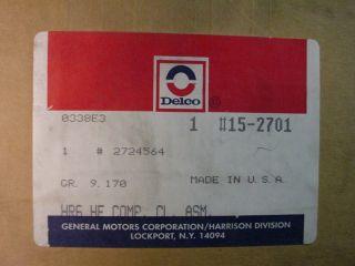 15 2701 AC Air Conditioner Compressor 2724564 Auto Parts 114