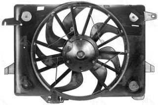 Four Seasons Electric Fan Replacement 7 Blade Ford Lincoln Mercury