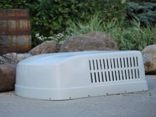 Brisk Air Conditioner Shroud Fit Old Style Dometic Duo Therm RV AC