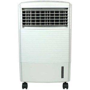 New Portable Evaporative Air Cooler Humidifier Fan NIB