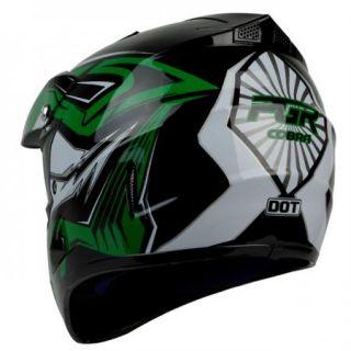 PGR x25 Green Cobra Youth MX Off Road Dirt Bike Motocross ATV Quads