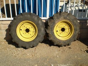 Firestone All traction Field Farm Tractor Tire 9 5 16 9 5x16 John