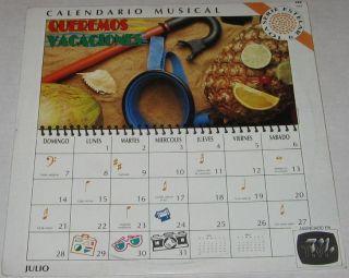 Luis Miguel Lucero Menudo Maria Del Sol Okey Alix LP