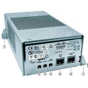 Cisco Air PWRINJ1500 2 Cisco Aironet 1520 Series Power Injector 1 Year