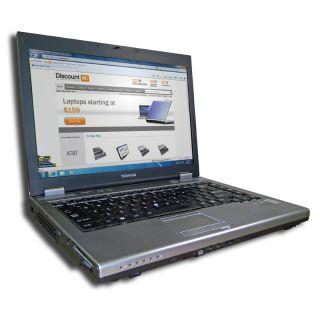 Toshiba Tecra M9 Intel Core 2 Duo T7300 2 0 GHz 2GB 160GB DVDRW Win 7