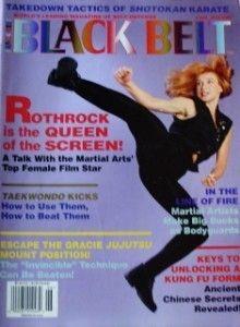 95 Black Belt Karate Akira Kurosawa Cynthia Rothrock