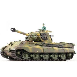 16 Matorro German King Tiger Tank (Production Turret Version)