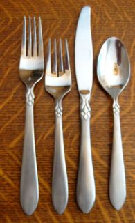 You Pick 6 Oneida Jacqueline Spoons Forks Knife Knives