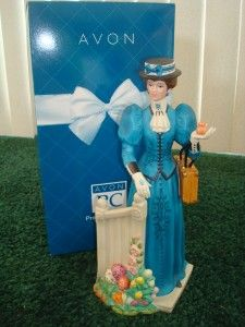 2009 Mrs. Albee Victorian Porcelain Figurine, full size, rare ~ L@@K