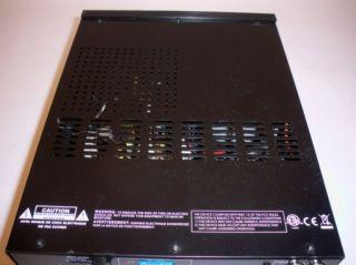 Crown Audio 135mA 3 Channel 35 Wa Commercial Audio Mixer Amplifier
