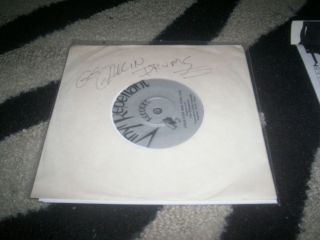 GG ALLIN 7 AUTOGRAPHED JABBERS STRIPSEARCH 1981 JESUS OVER NY PUNK KBD