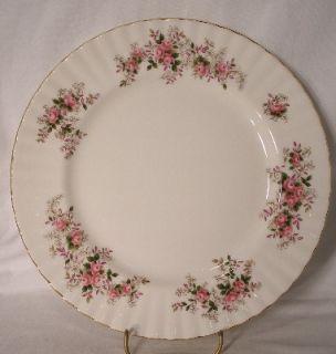 Royal Albert China Lavender Rose pttrn Dinner Plate