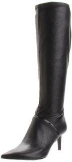 Nine West Aliceeve Knee High Boot Womens Black Sz 8 5M MSRP 129 00