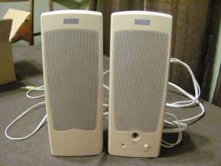 Altec Lansing ACS22 Computer Speakers