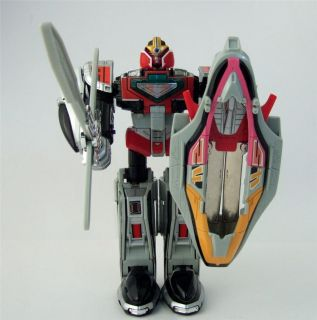 Power Rangers Time Force Deluxe Megazord 100% complete BanDai #10075