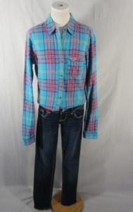 MODERN FAMILY ALEX DUNPHY ARIEL WINTER SCREEN WORN SHIRT TOP JEANS EP