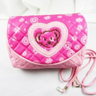 I3I Xmas Gift Pink Girls Handbag Bag Children Purse Party Gift 101327L