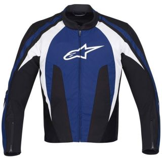 Alpinestars T Stunt Air Flo Jacket Blue 3X Large 2820 1558 CLOSEOUT
