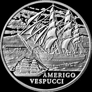2010 amerigo vespucci quality brilliant uncirculated weight of coin 13