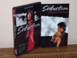 The Seduction 1981 DVD Morgan Fairchild Anchor Bay