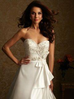 Allure Bridals Wedding Gown Dress Style 2452
