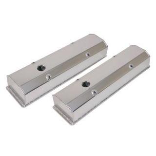 Mr. Gasket Aluminum Valve Covers 6820G Chevy SBC 283 305 350 400