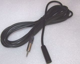 Boat RV Truck Car Radio Am FM Antenna Extension Cable