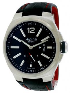Alpina Racing Black Automatic Men's Watch Al 535AB5AR26