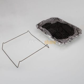 Portable Disposable Instant Camping Stove Barbecue BBQ Grill
