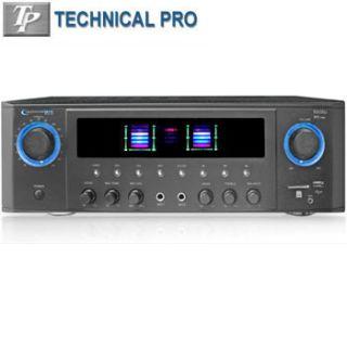 800 Watt Home Digital Stereo Audio Amplifier Amp Brand New