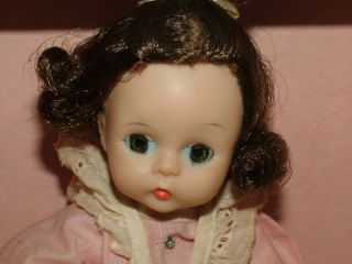 Vintage Little Women Jo Amy Meg Beth 781 381 Madame Alexander Dolls 8