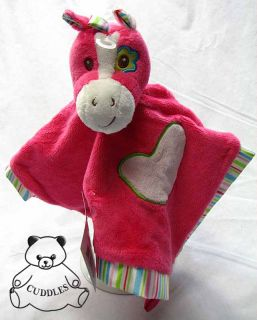 Snuggler Baby Blanket Douglas Cuddle Plush Toy Stuffed Animal Girl